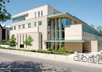 North Campus Academic Building - UWO