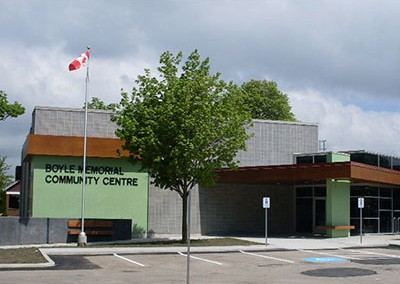 Boyle and Byron Community Centres