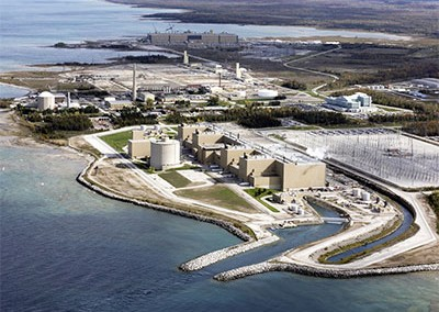 40 Year Infrastructure Renewal Plan, Bruce Power