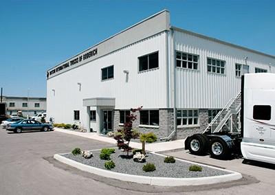 Waycon International Trucks