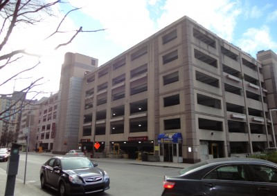 MULTI-STOREY PARKING GARAGE INVESTIGATION
