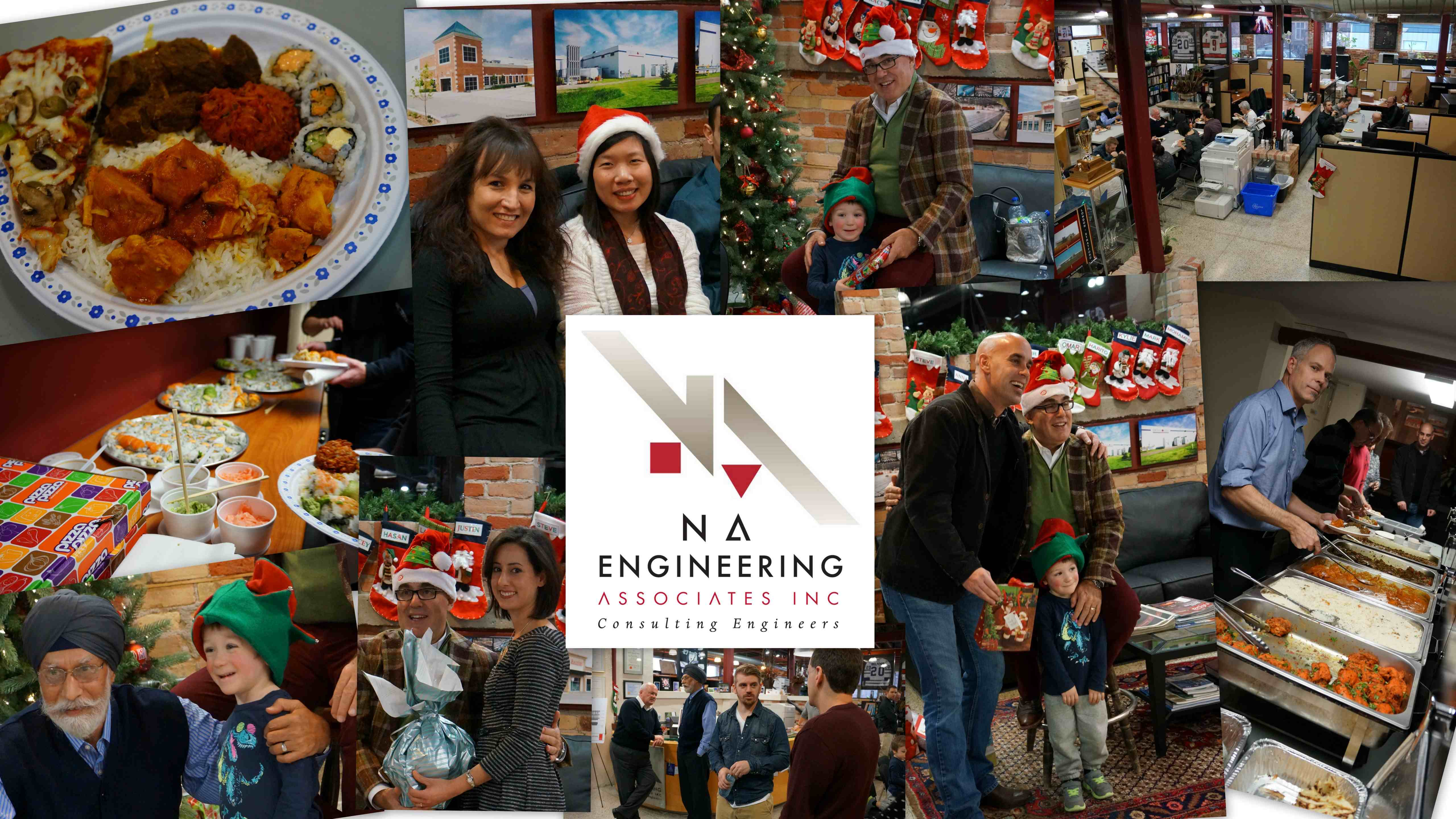 NA Engineering Assoc. Inc. – Holiday Lunch