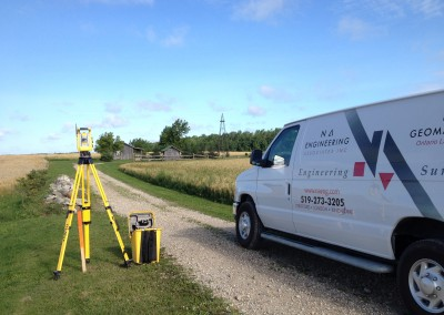 Land Surveying (NA Geomatics)