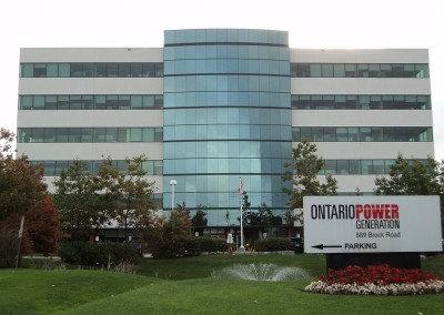 Building Condition Assessments for Ontario Power Generation