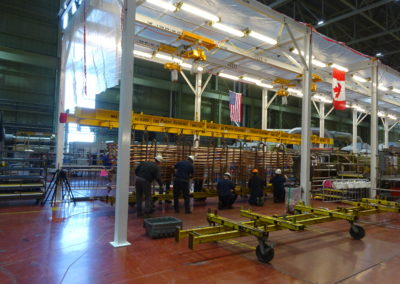 Bruce Power L.P. GE Overhead Gantry Crane Structural Review